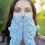 Never Miss A Moment: Convertible Texting or Fingerless Mitten Pattern