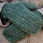 Ramble On Mittens Pattern