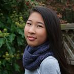Finial Reversible Cowl/Infinity Scarf Pattern