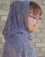 Soft Glow of Candlelight Shawl Pattern