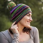Rainbow Cruisin' Hat  Pattern