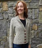 Autumn Morning Cardigan Pattern