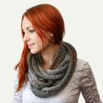 Eternity Scarf Pattern