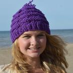 Cattia Cable Hat Pattern