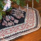 Uptown Tree Skirt Pattern