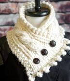 The Fisherman's Wife Cowl Pattern