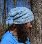 Mathgirl Hat Pattern Pattern