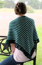 Mother of Invention Shawl Pattern