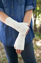 Kesh Fingerless Mitts Pattern
