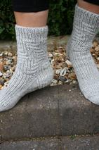 Staffordshire Socks Pattern