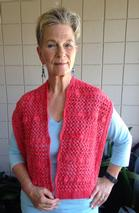 Fitted Shoulder Warmer Pattern