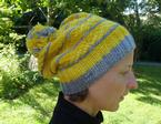 Golden Lane Hat Pattern