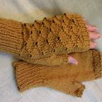Cape May Diamonds Mitts Pattern