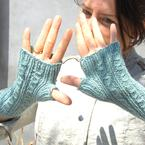 Chloe Mitts Pattern