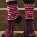 Cupid's Favorite Socks Pattern