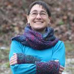 Rechauffe Cowl and Mitts Pattern