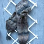 Serpentine Splendor Scarf Pattern