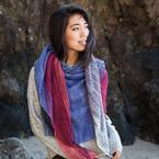 Find Your Fade Shawl Pattern