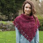 Louisa Crochet Shawl Pattern