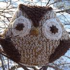 Helga, The Hexagon Owl Pattern