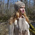 Somerset Hat and Scarf Pattern