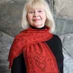 Fox Trot Scarf Pattern