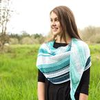 Aire Shawl Pattern