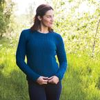 Fisherman's Rib Pullover Pattern