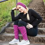 Patapsco Legwarmers and Headband Pattern