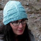 Climbing Mountains Hat Pattern