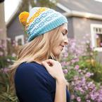 Quadra Hat Pattern