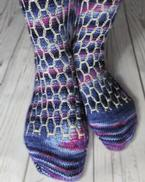 Smocked Socks Pattern