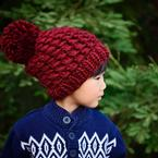 Bamboo Slouch Beanie Pattern