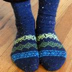 Caucus Socks Pattern
