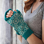 Woodmere Mitts Pattern