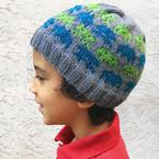 Alien Invasion Beanie Pattern
