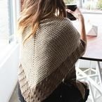 Timber Cove Shawl Pattern