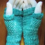 TransforMITTable Fingerless Mitts Pattern