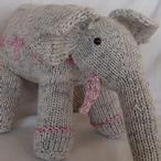 Ella, the Elephant Pattern Pattern