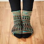 Tree of Life Socks IDP Pattern