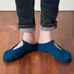 Favorite Buttoned Slippers Pattern