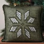 Nordic Star Pillow Pattern