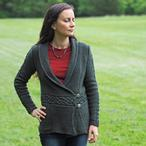 Glenfinnan Cardigan Pattern