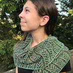 Regal Brioche Shawl Pattern