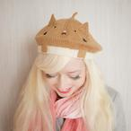 Cat On Your Hat Beret Pattern