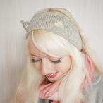 Kitty Ear Warmers Pattern