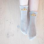 Your Majesty Socks Pattern