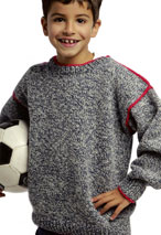 Top of the Class Pullover Pattern Pattern