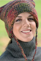 Cat-Ears Hat Pattern Pattern