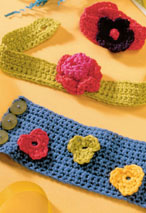 Floral Wristbands & Choker Pattern